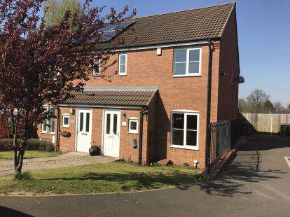 3 Bedrooms Semi Detached House for sale in Pitchwood Close, Darlaston, Wednesbury, West Midlands