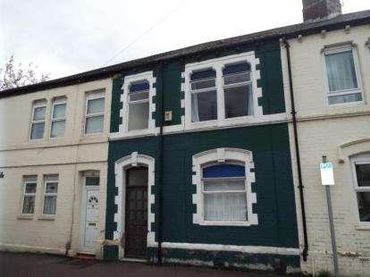 3 Bedrooms Terraced House for sale in Singleton Road, Cardiff, Caerdydd