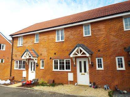 3 Bedrooms Terraced House for sale in Trowbridge Close, Swindon, Wiltshire