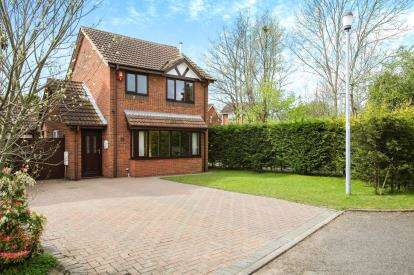 3 Bedrooms Detached House for sale in Lyceum Close, Leighton, Crewe, Cheshire
