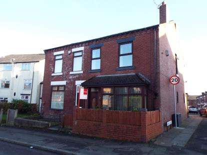3 Bedrooms Semi Detached House for sale in Church Road, Smithills, Bolton, Greater Manchester
