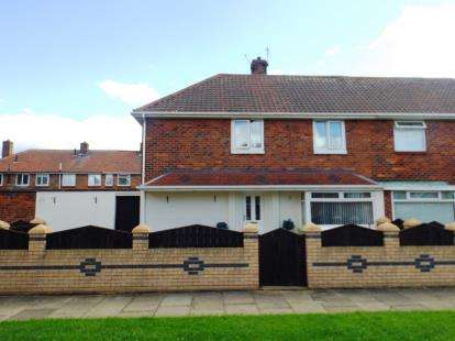 3 Bedrooms Semi Detached House for sale in Hoylake Road, Middlesbrough