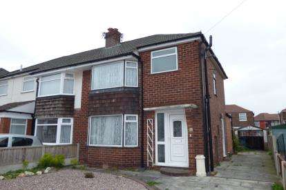 3 Bedrooms Semi Detached House for sale in Woodbank Road, Penketh, Warrington, Cheshire