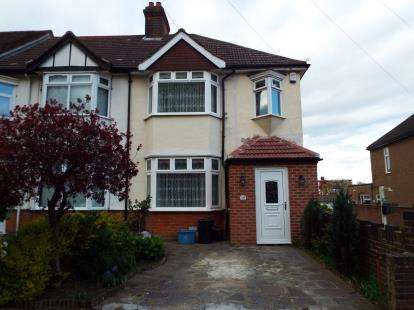3 Bedrooms End Of Terrace House for sale in Hainault, Ilford, Essex