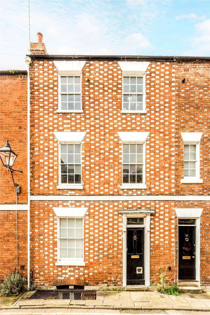 5 Bedrooms Terraced House for sale in Beaumont Buildings, Oxford, OX1
