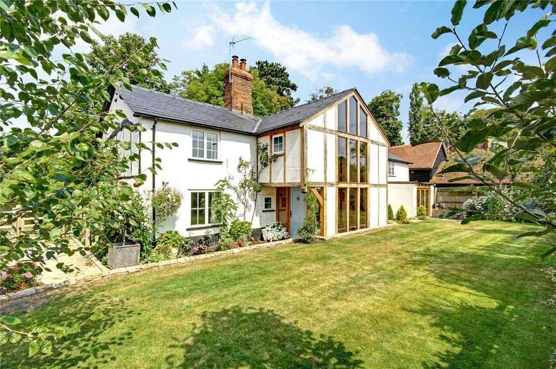 4 Bedrooms Detached House for sale in Sotwell Street, Brightwell-cum-Sotwell, Wallingford, Oxfordshire, OX10