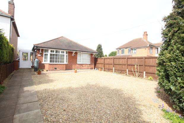 3 Bedrooms Detached Bungalow for sale in Scalford Road, Melton Mowbray, LE13