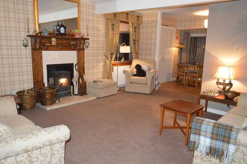 4 Bedrooms Detached House for sale in Bridge of Tilt, Blair Atholl, PITLOCHRY, Perthshire, PH18 5SX