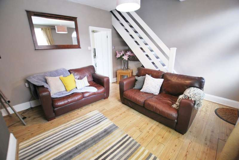 2 Bedrooms Terraced House for sale in Orchard Street, Leyland, Preston, Lancashire, PR25 3SH