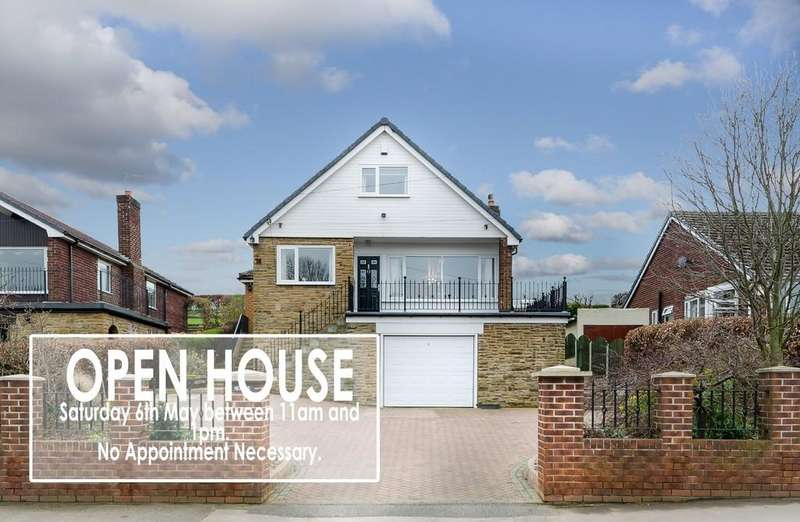 4 Bedrooms Detached House for sale in Valley Road, Darrington