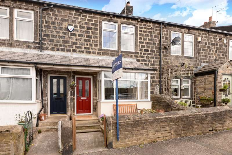 2 Bedrooms Terraced House for sale in Canada Road, Rawdon, Leeds, LS19 6LR