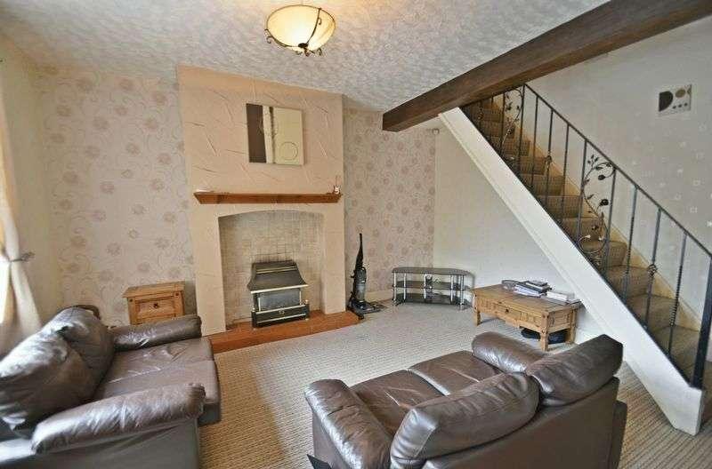 2 Bedrooms Terraced House for sale in Grantham Street, Blackburn