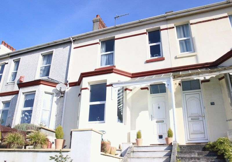 3 Bedrooms Terraced House for sale in Old Laira Road, Laira, Plymouth