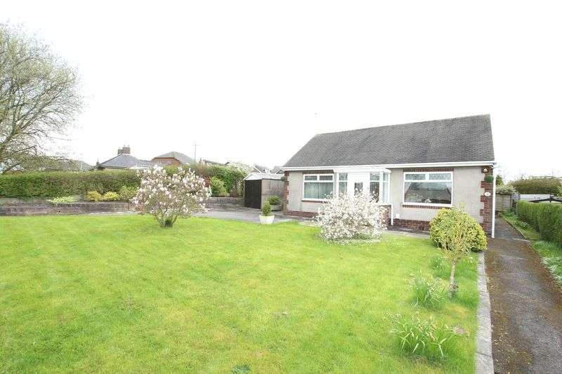 2 Bedrooms Detached Bungalow for sale in Halls Road, Gillow Heath, Biddulph