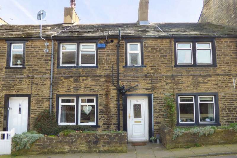 3 Bedrooms Terraced House for sale in West Street, Shelf HX3