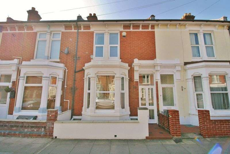 3 Bedrooms Terraced House for sale in Haslemere Road, Southsea