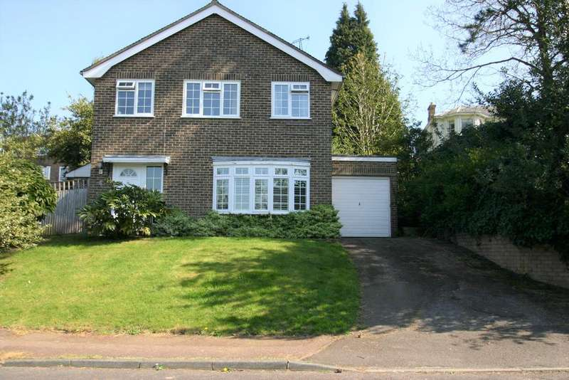 5 Bedrooms Detached House for sale in Albany Hill, Tunbridge Wells TN2