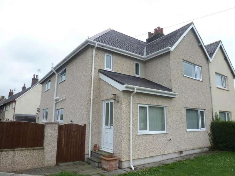 3 Bedrooms Semi Detached House for sale in 66 Victoria Drive, Llandudno Junction, LL31 9PF