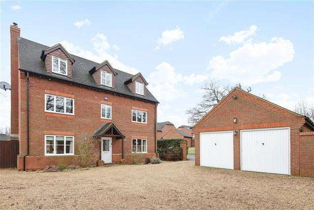 6 Bedrooms Detached House for sale in Red Cedar Road, Bromham
