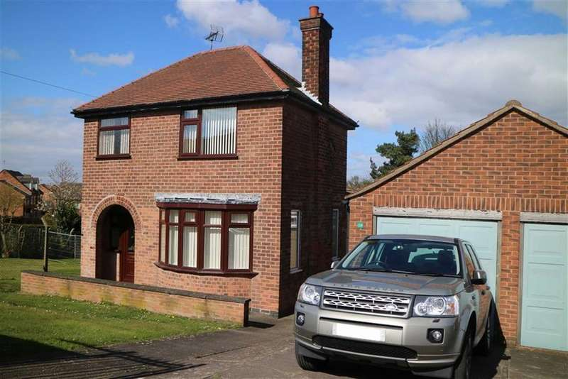 2 Bedrooms Detached House for sale in Skegby Road, Kirkby In Ashfield, Notts, NG17