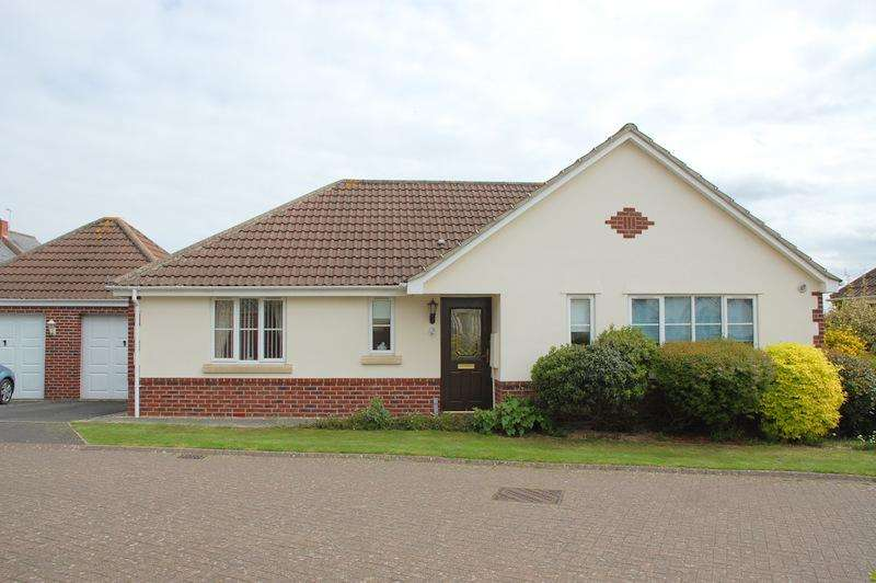 2 Bedrooms Detached Bungalow for sale in The Cedars, Minehead TA24