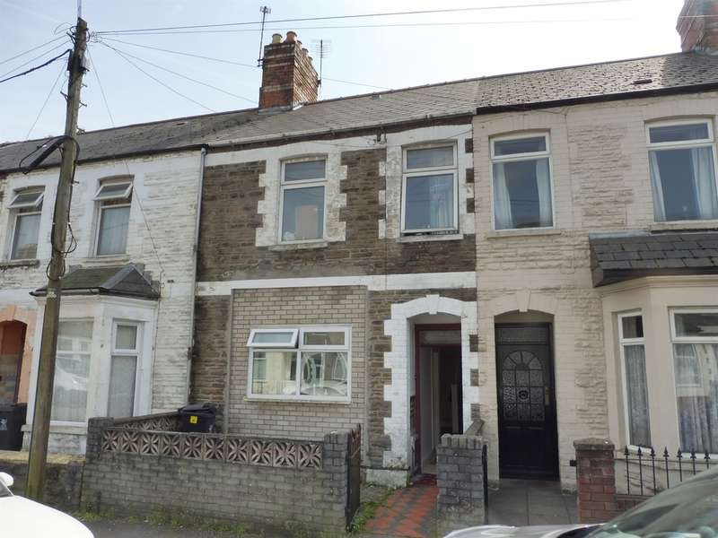 5 Bedrooms Terraced House for sale in Moy Road, Cardiff