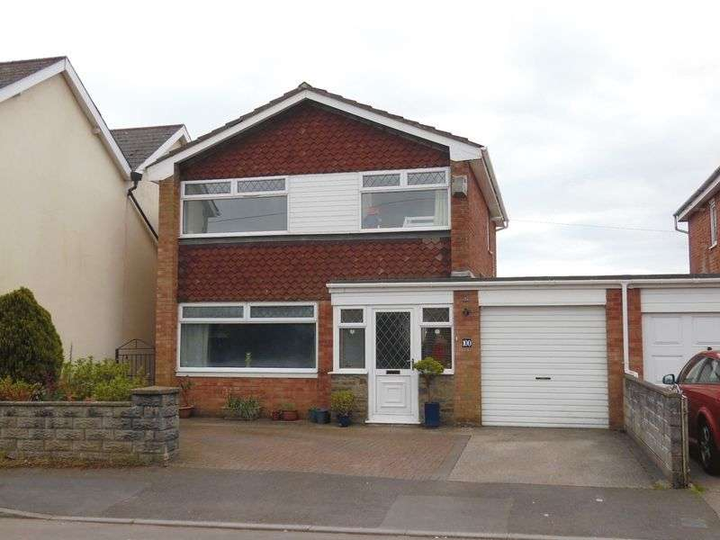 3 Bedrooms Detached House for sale in Heol West Plas Coity Bridgend CF35 6BH