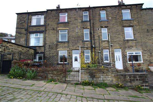 2 Bedrooms Terraced House for sale in Darnes Avenue, Pye Nest, Halifax