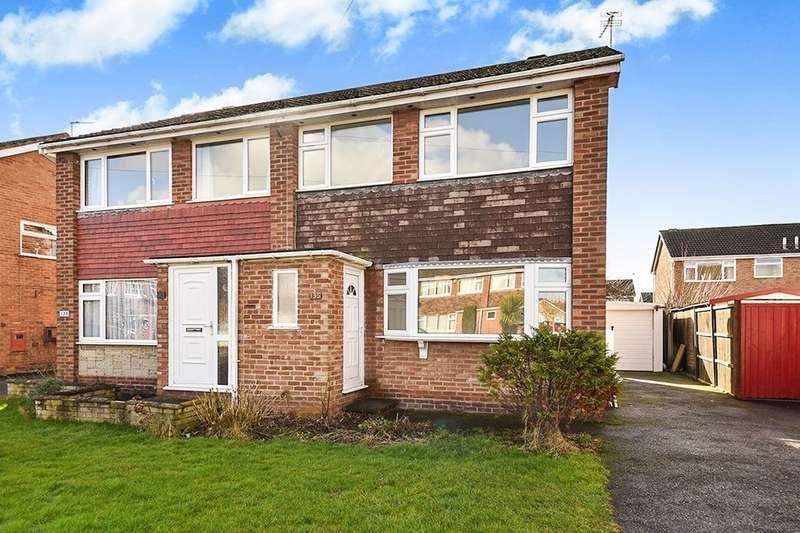 3 Bedrooms Semi Detached House for sale in Fairham Road, Stretton, Burton-On-Trent, DE13