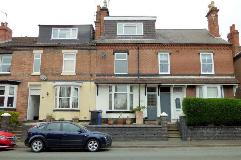 4 Bedrooms Terraced House for sale in Malvern Street, Burton-on-Trent