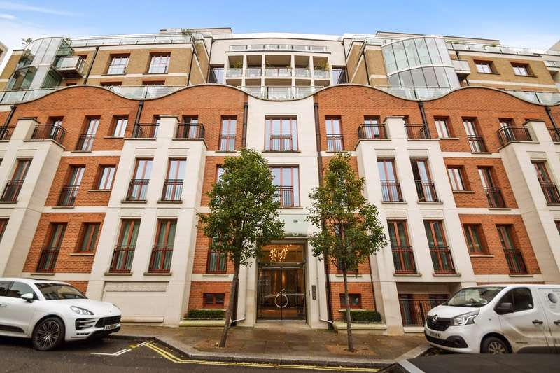 3 Bedrooms Flat for sale in Lancelot Place, London, London, SW7
