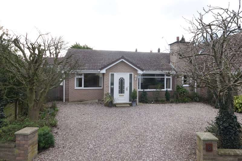 4 Bedrooms Bungalow for sale in Badgers Close, Christleton, Cheshire, CH3