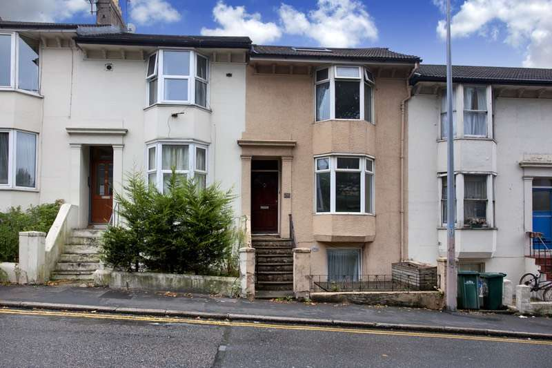 3 Bedrooms Maisonette Flat for sale in New England Road, Brighton, East Sussex, BN1