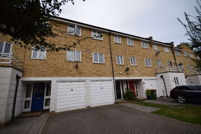 4 Bedrooms Town House for sale in Swansea Court, Royal Docks, London, E16