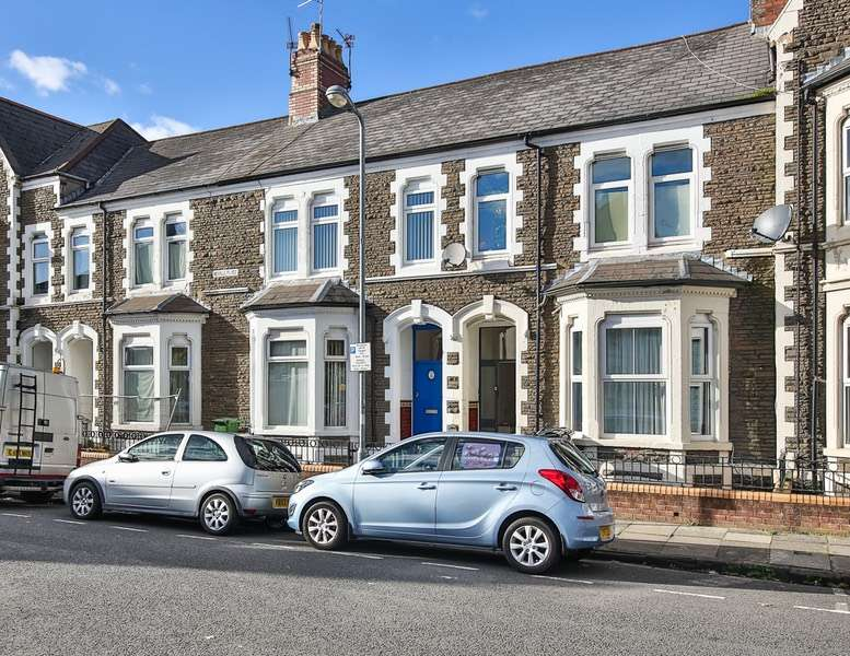 2 Bedrooms Flat for sale in Neville Place, Cardiff, Glamorgan, CF11