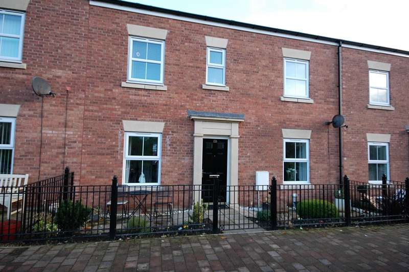 3 Bedrooms Terraced House for sale in Brass Thill Way, South Shields, Tyne and Wear, NE33