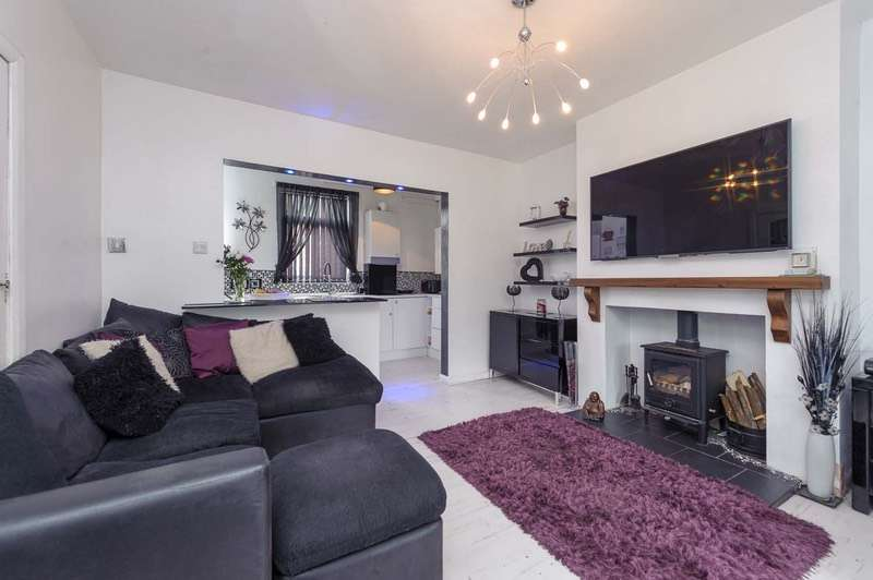 2 Bedrooms Terraced House for sale in Stockwell Green, Newcastle upon Tyne, Tyne and Wear, NE6