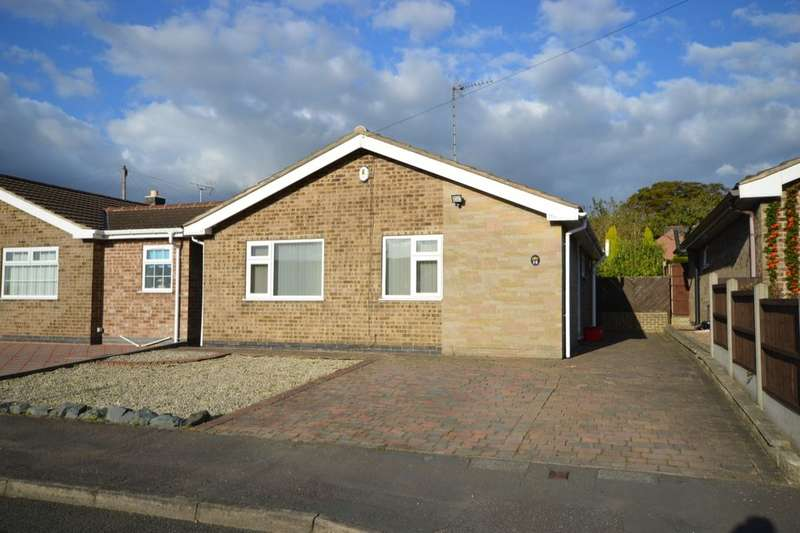 2 Bedrooms Detached House for sale in Holcombe Close, Whitwick, Coalville, LE67