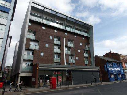 2 Bedrooms Flat for sale in Bradshawgate, Bolton, Greater Manchester, BL1