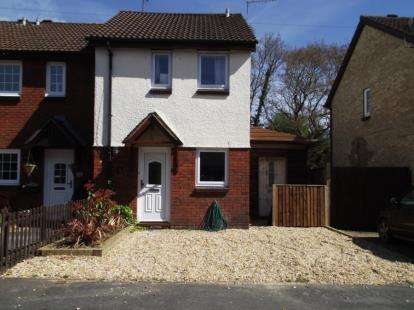 2 Bedrooms End Of Terrace House for sale in West Totton, Southampton, Hampshire