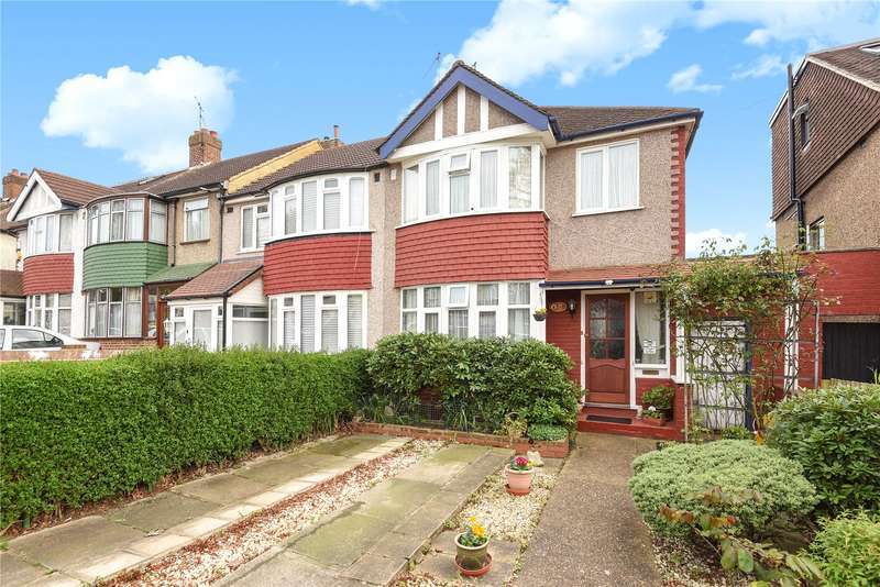 3 Bedrooms Semi Detached House for sale in Castle Road, Northolt, Middlesex, UB5