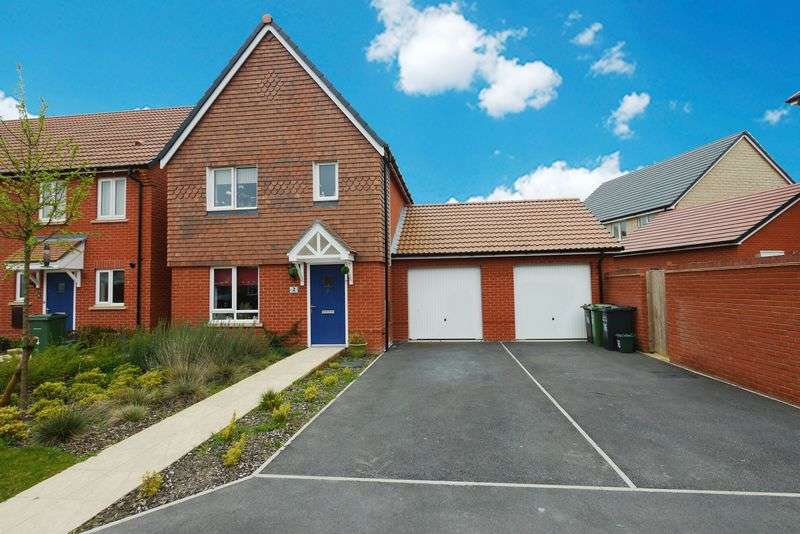 3 Bedrooms Detached House for sale in HARWELL