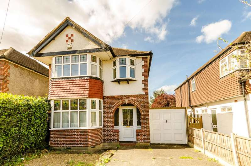 3 Bedrooms House for sale in Gainsborough Road, New Malden, KT3