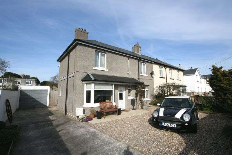 3 Bedrooms Semi Detached House for sale in Glyndwr Avenue, St Athan