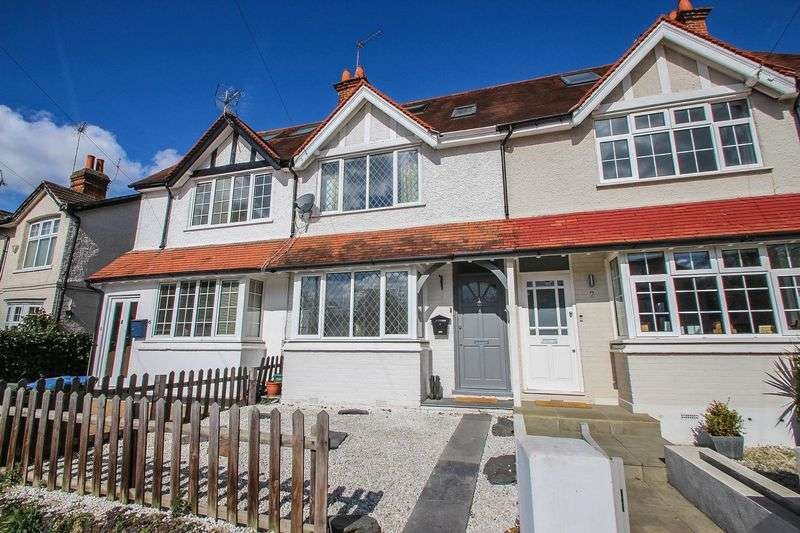 3 Bedrooms Terraced House for sale in Vale Road, Claygate, Esher