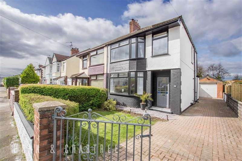3 Bedrooms Property for sale in Wellwright Road, Fairwater, Cardiff