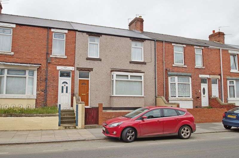 3 Bedrooms Terraced House for sale in Durham Road, Ushaw Moor