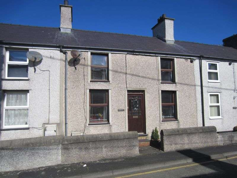 3 Bedrooms Terraced House for sale in Wesley Street, Amlwch