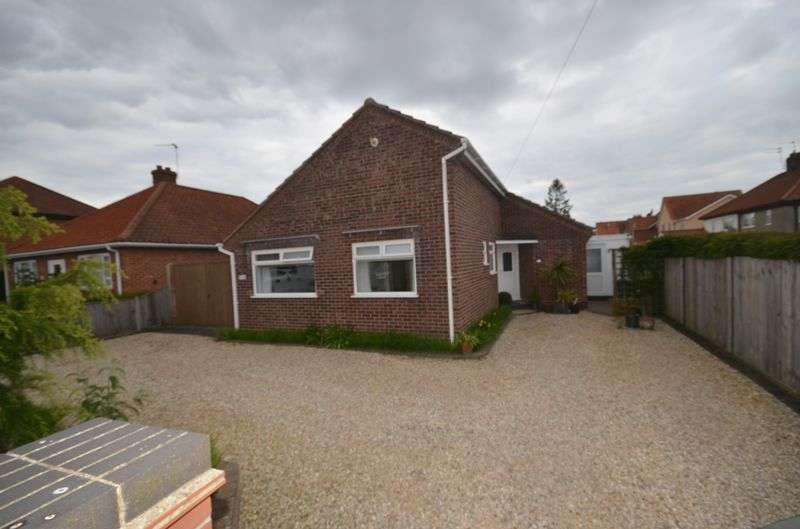 3 Bedrooms Detached Bungalow for sale in Sprowston, Norwich