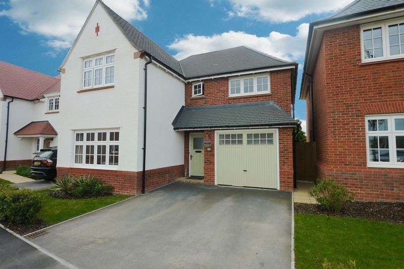 4 Bedrooms Detached House for sale in ASQUITH PARK, SUTTON COURTENAY.